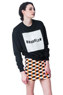 Black Brooklyn Sweatshirt
