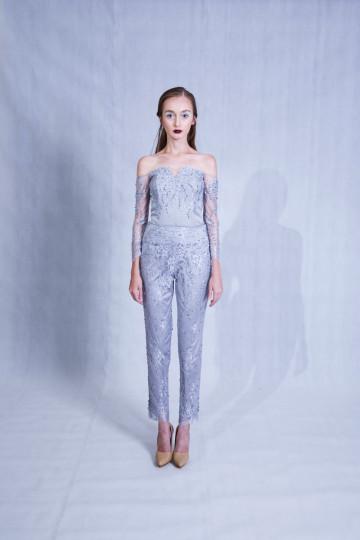 Pollux Pants Gray image