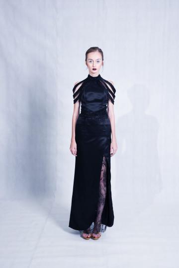 Luyten Skirt Black image