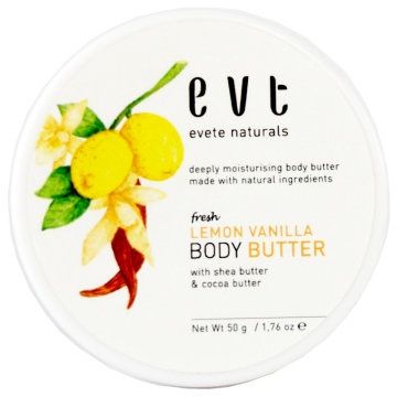 Body Butter Lemon Vanilla 50 g image