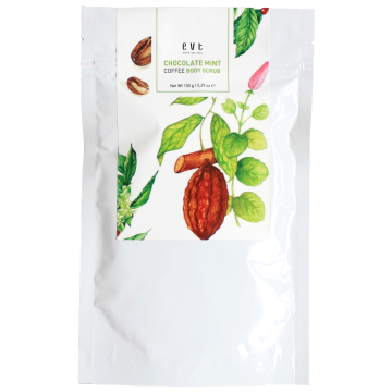 Body Scrub Chocolate Mint Coffee image