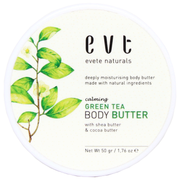 Body Butter Green Tea 50 g image
