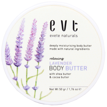 Body Butter Lavender 50 g image