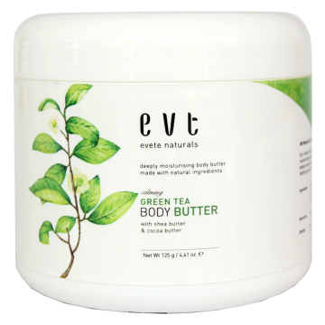 Body Butter Green Tea 125 g image