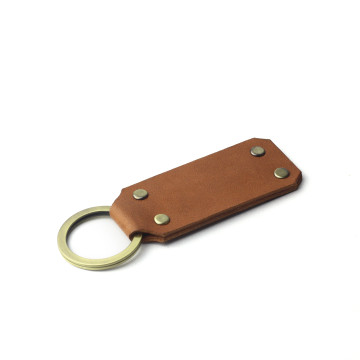 LEATHER KEYCHAIN 3
