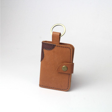 Baliem Key Wallet Tan