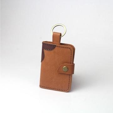 Baliem Key Wallet Tan