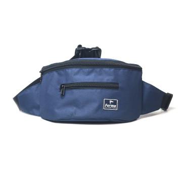 Navy Taruma Waist Bag