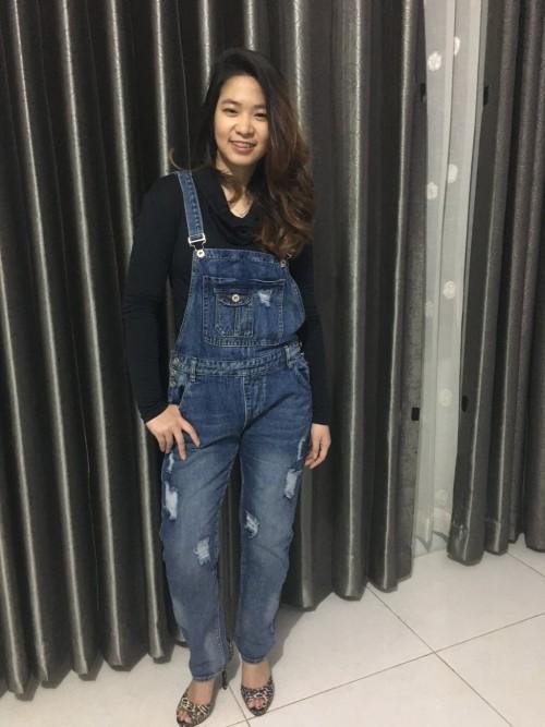 Jeans Kodok Panjang B