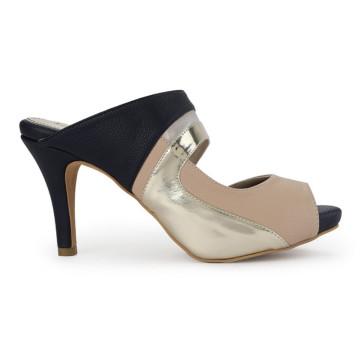 FARISH Narita Heels - Blue image