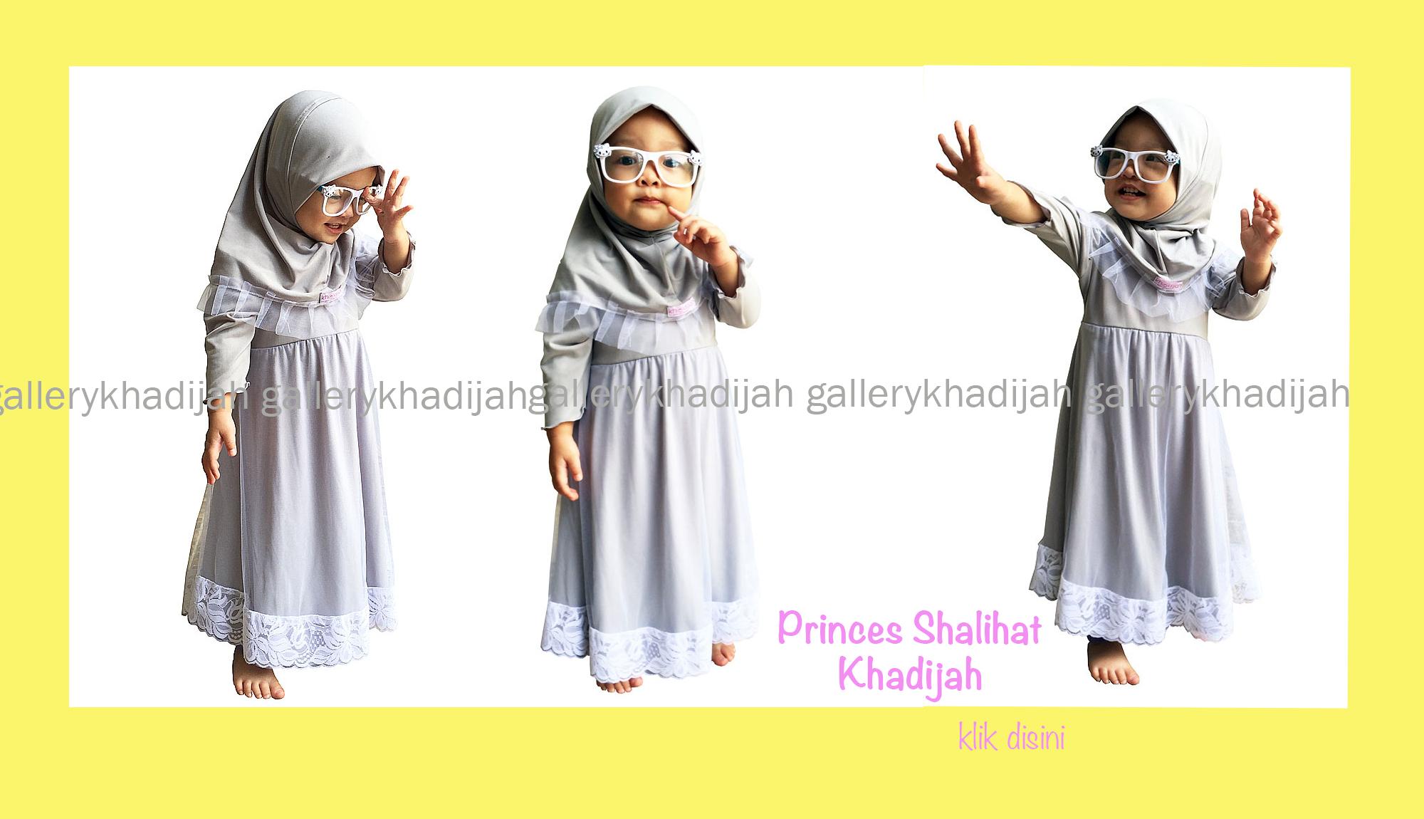 koleksi abaya khadijah