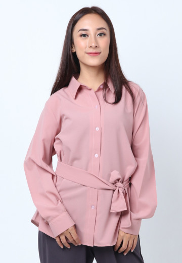 GEE EIGHT PINK BASIC SHIRTS (SH 339)