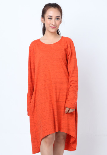 GEE EIGHT ORANGE SLUB (DS 1374)