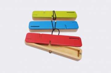 Wooden Pencil Case Small image