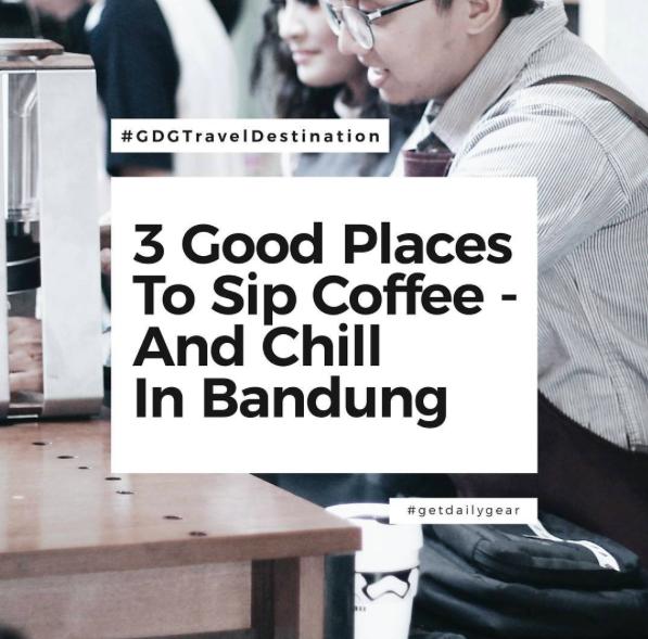 Rekomendasi Tempat Ngopi di Bandung (English) image