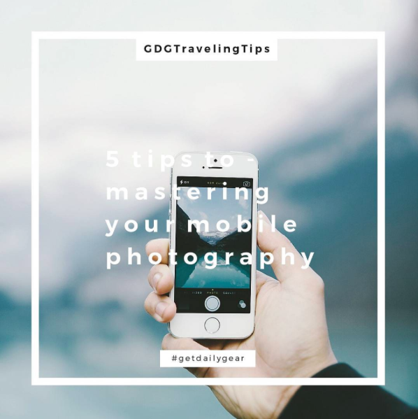 Tips Phone-ography untuk Traveler (English) image