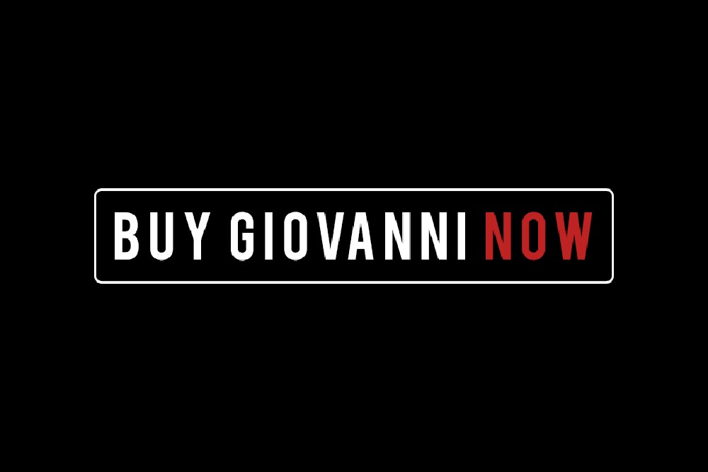 buy now cta giovanni