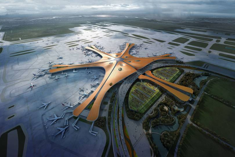 Daxing International Airport