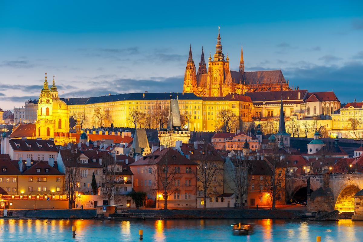Kastil Praha