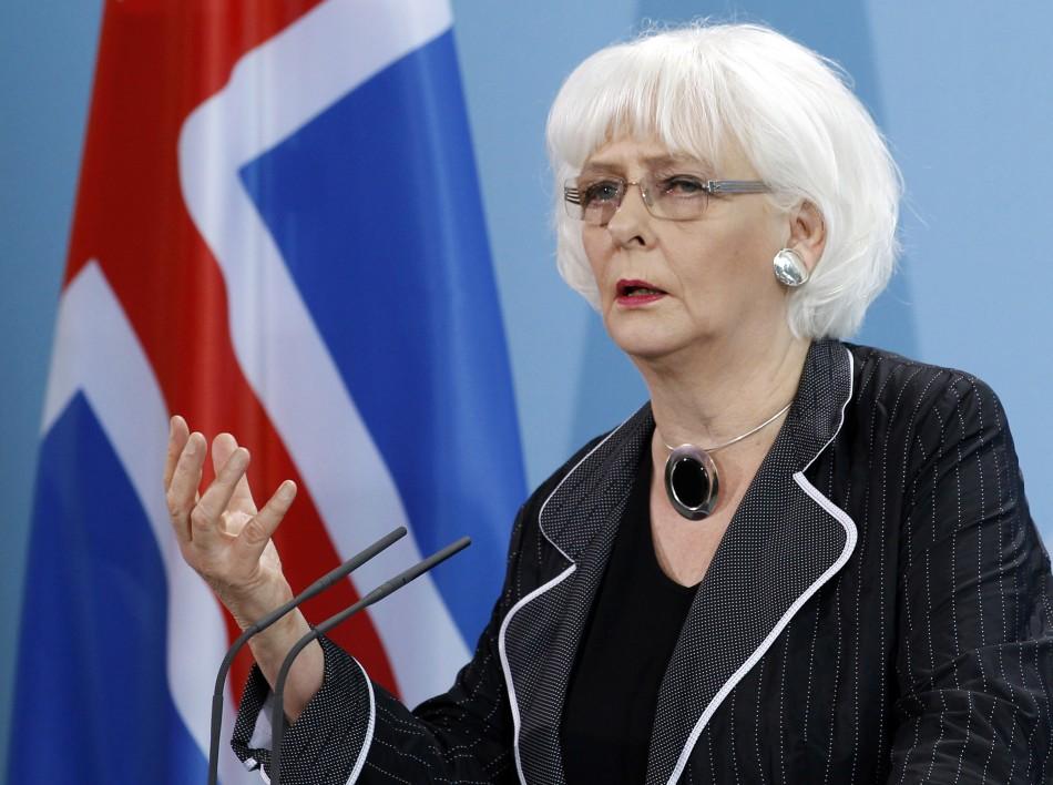 PM Islandia