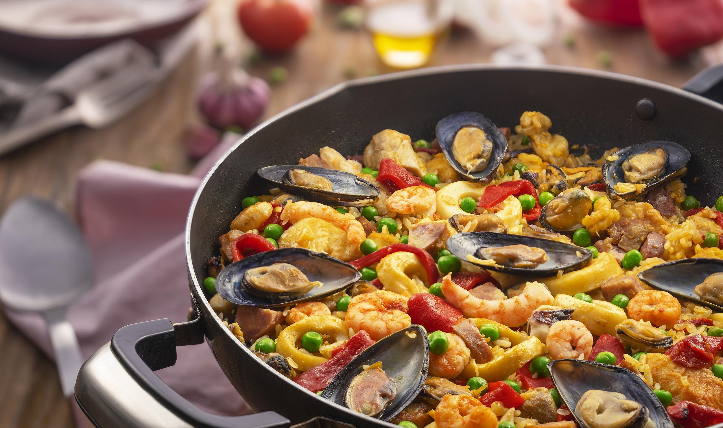 Makanan khas Spanyol