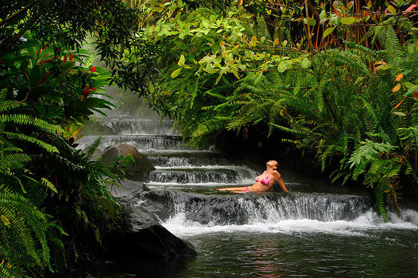 Tabacon Hot Springs and Thermal Resort