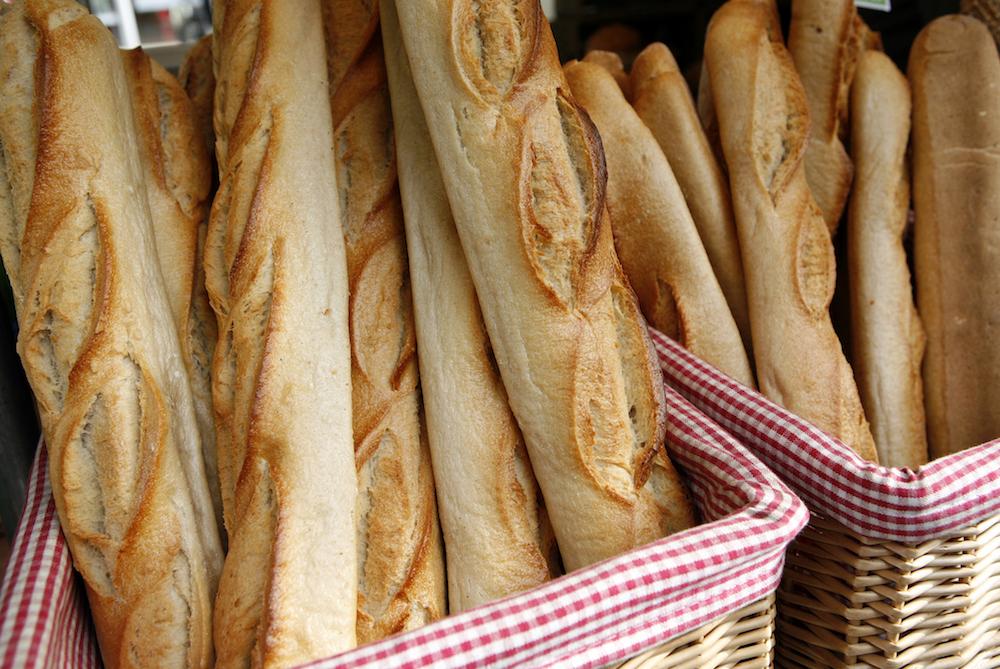 Roti Baguette