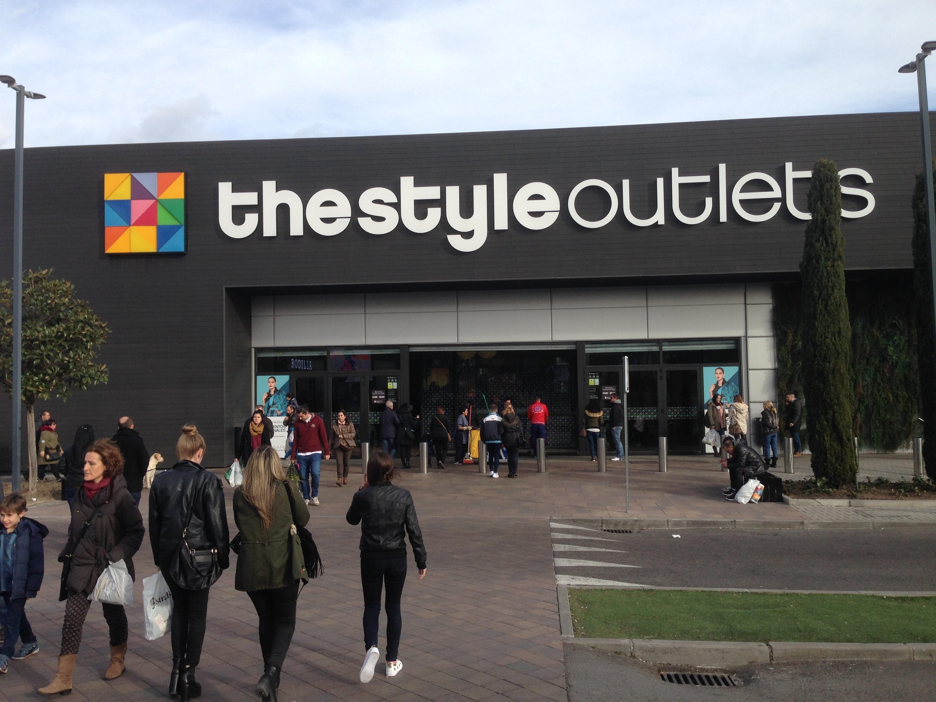 Shopping Spanyol