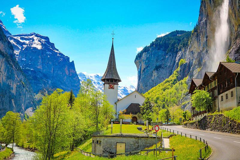 Panduan ke Swiss