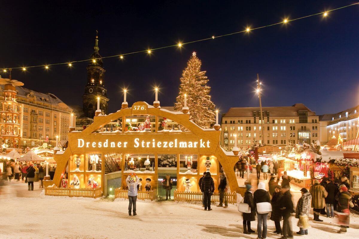 Pasar Natal Jerman