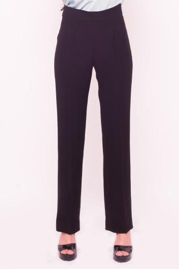 Mercer Straight  Black Pants