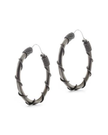 Iconic Hoop Earrings