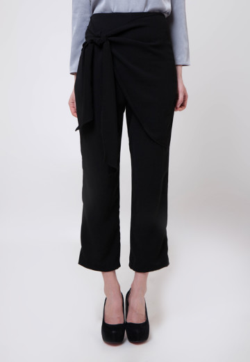 Piper Wrap Straight Pants