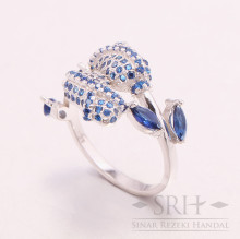 CC00154 Corn Blue Ring