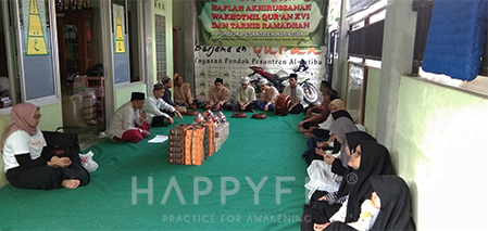 Ramadhan Happy Charity: Buka Puasa dan Santunan di Yayasan Al-Intiba