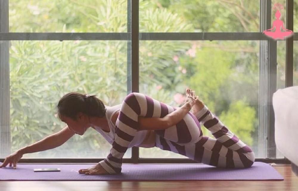 Matras Yoga Happyfit 1