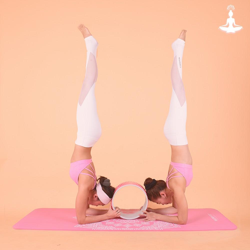 Yoga Wheel 1