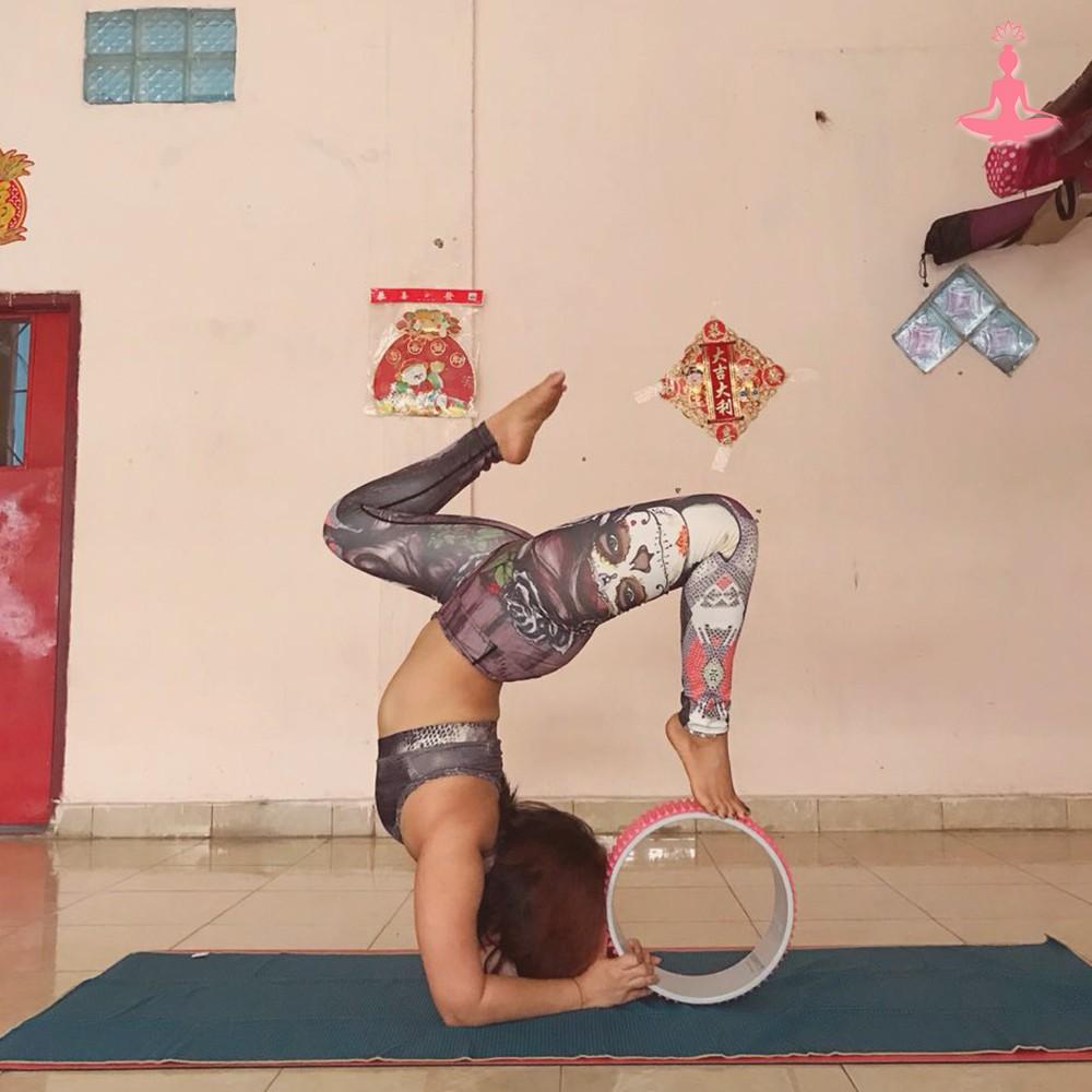 Yoga Wheel 7