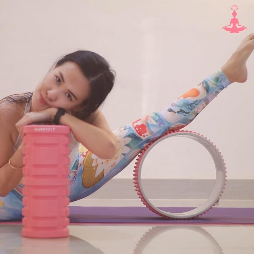 Yoga Wheel 8