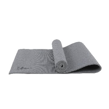 MATRAS YOGA PVC 8MM (GREY)
