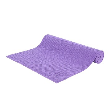 MATRAS YOGA PVC 6MM (PURPLE)