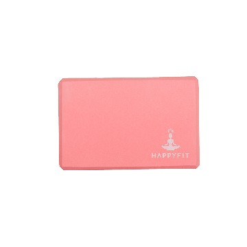YOGA BRICK / YOGA BLOCK - PINK