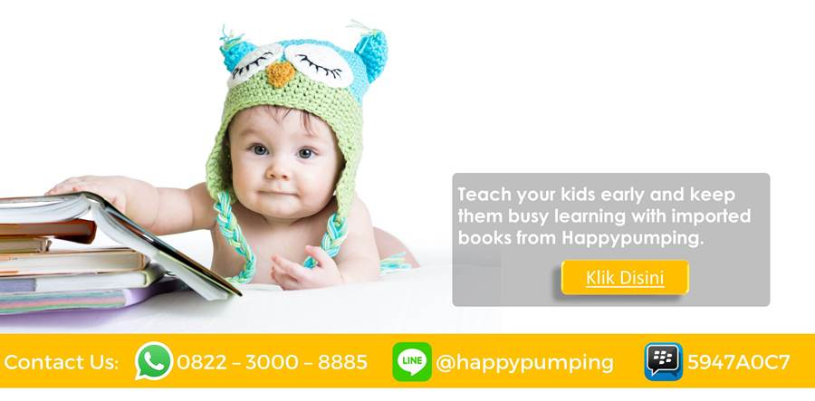 Happypumping Baby Books