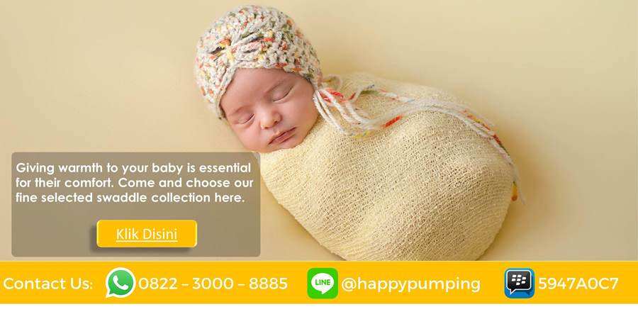 Happypumping Swaddle