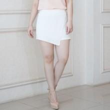 Bianca Wrap Skort White