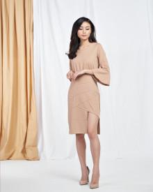 Novella Dress - Cream