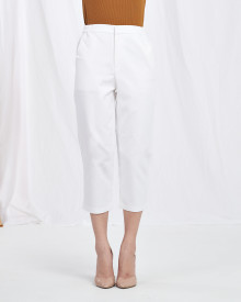 Brennan Pants - White