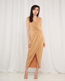 Corryna Dress - Beige