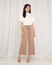 Villy Knit Top - White