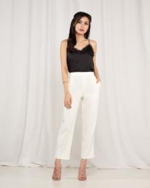 Camisole Lace Tanktop - Black